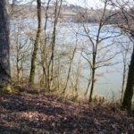 vue du lac - Eppe Sauvage