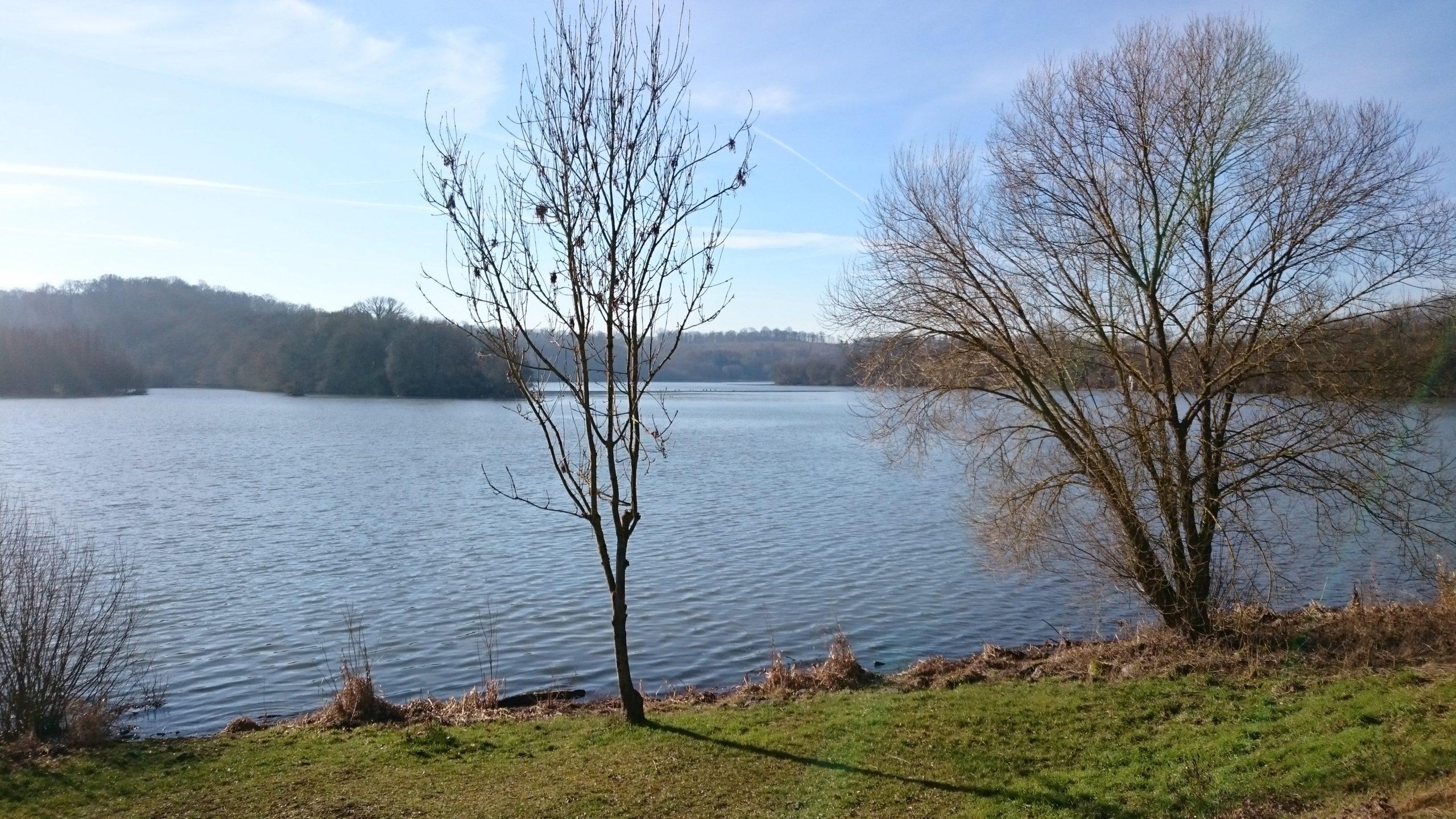 le lac du Val Joly