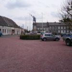 le centre du village - Ohain