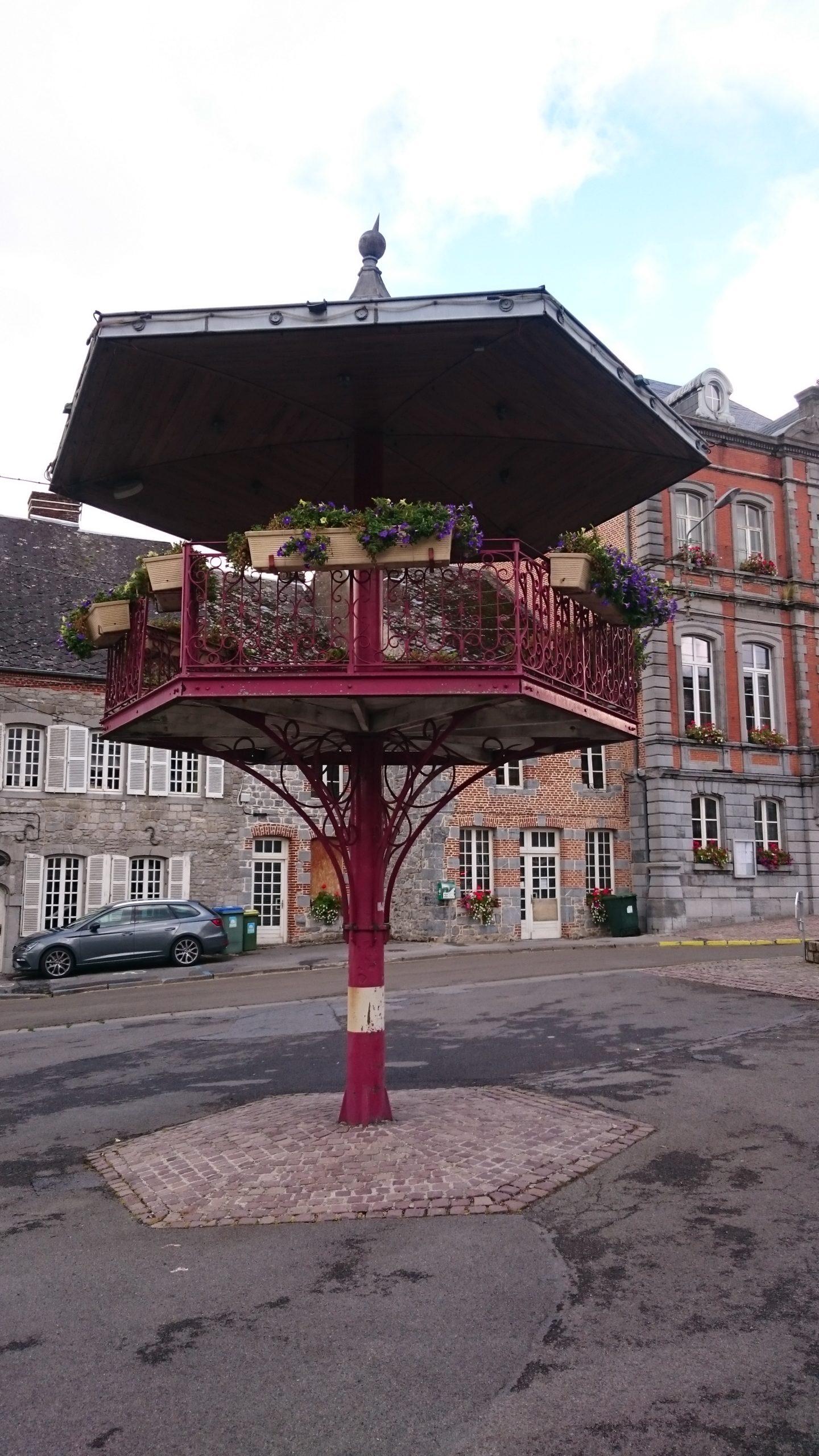 kiosque à musique de Trélon