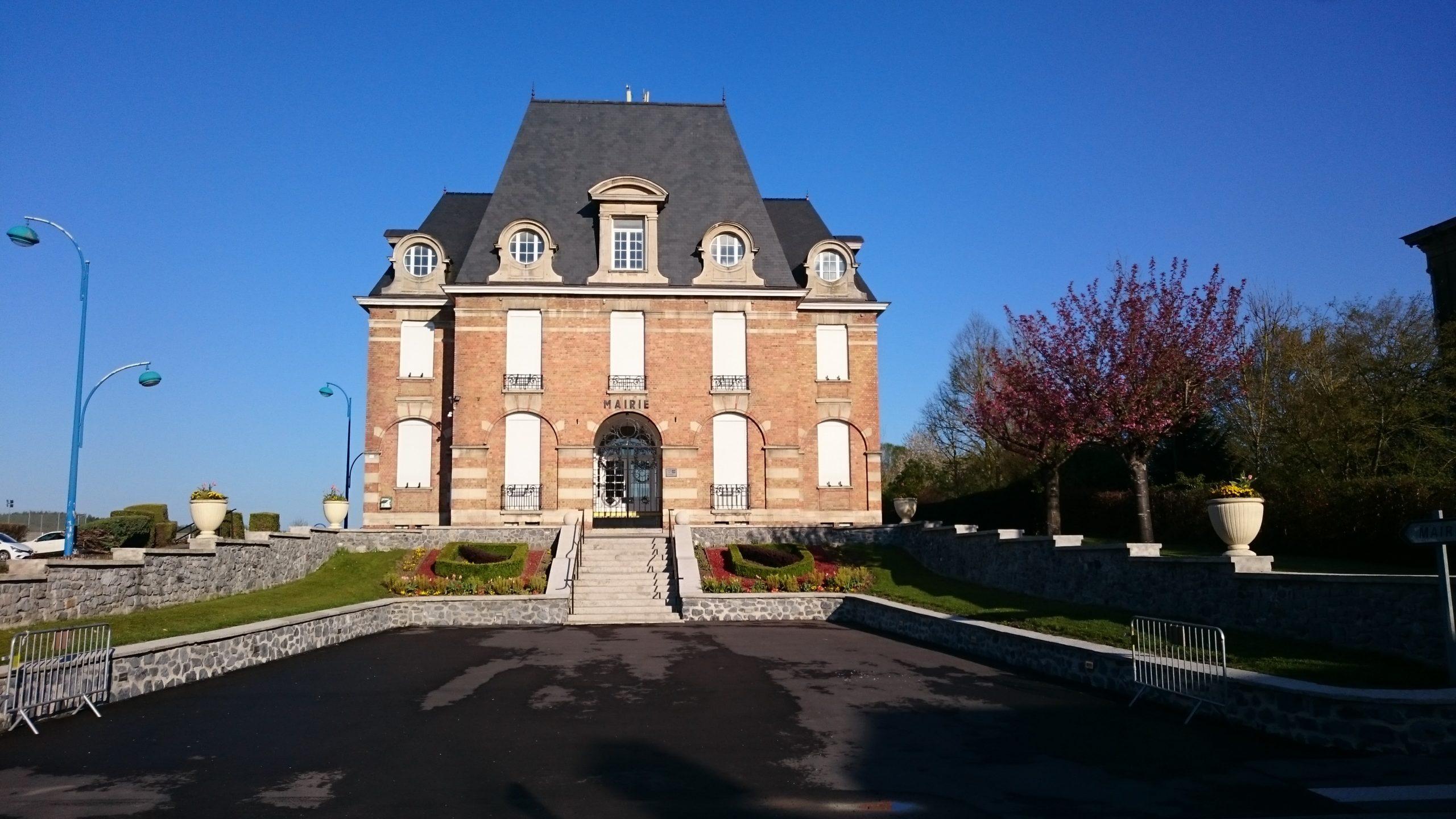 mairie de Glageon