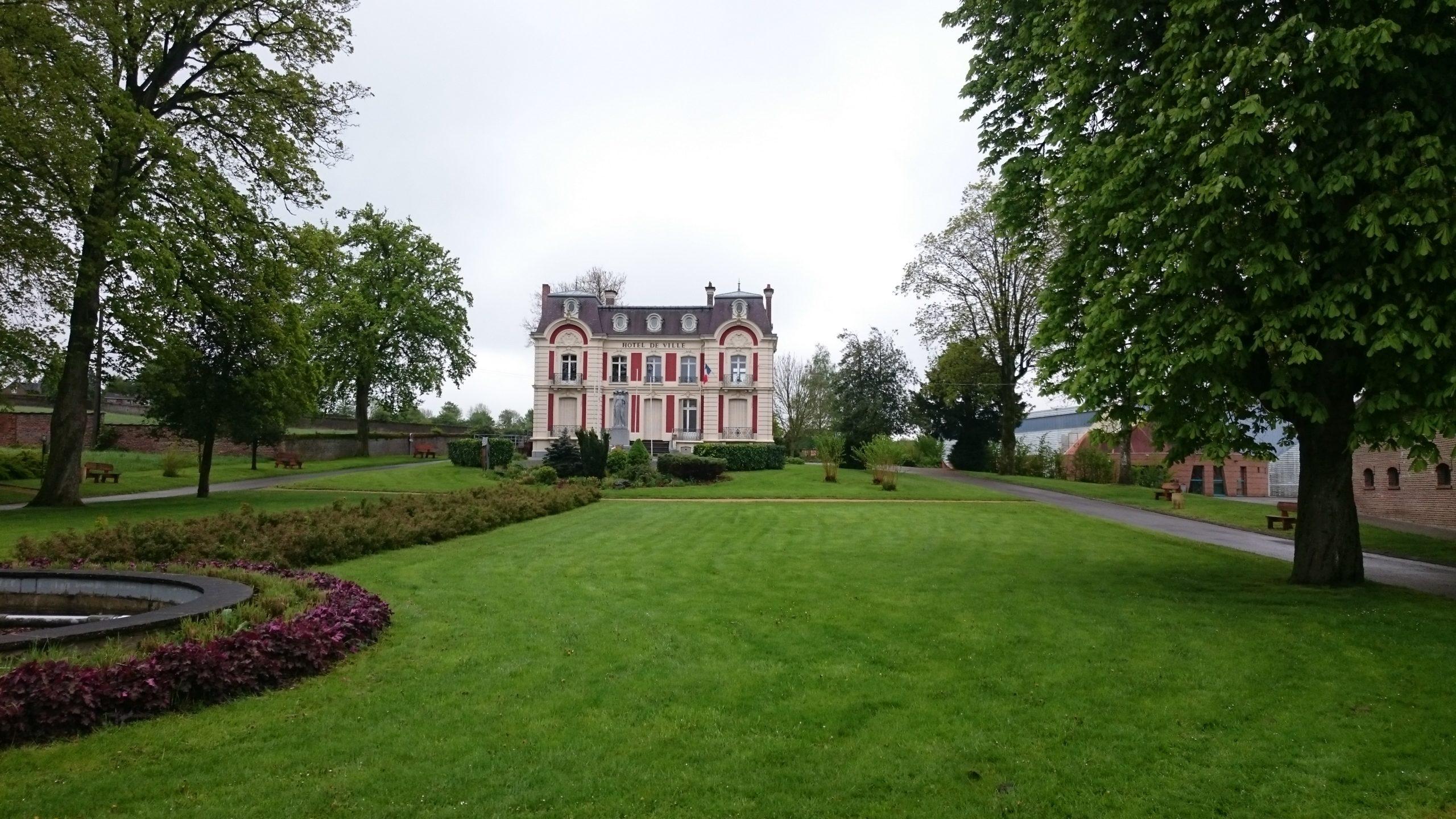 hôtel de ville de Wignehies