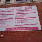 saison culturelle du Théâtre Jean Ferrat