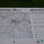 chemin de randonnées sur et autour de Wignehies