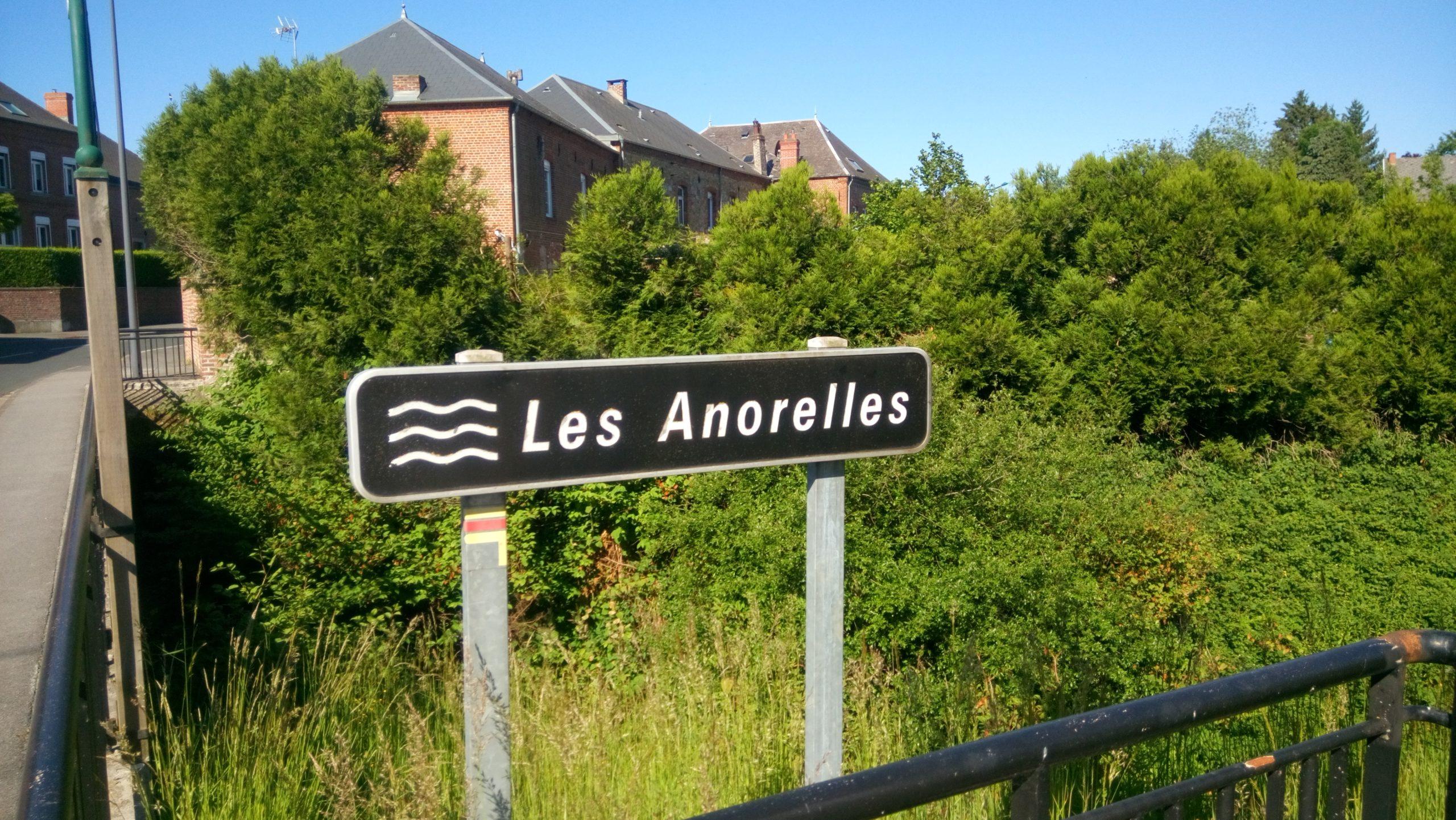 Rivière Les Anorelles