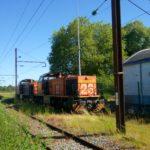 train CCM Wallers en Fagne