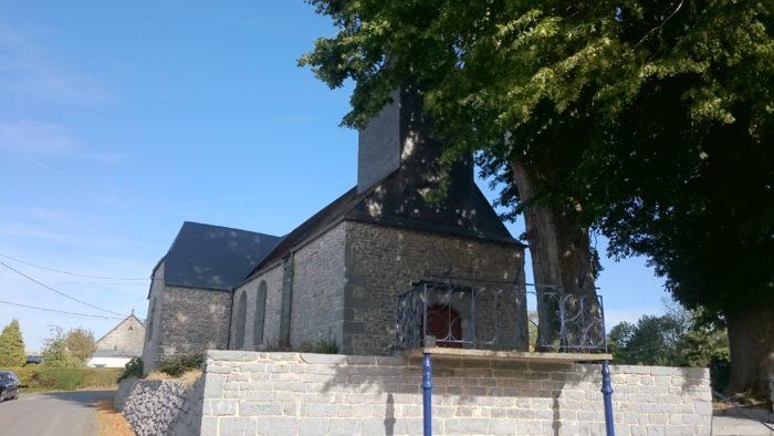 Eglise de Baives